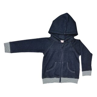 Baba Sweatjacke Bomber Jacket Denim