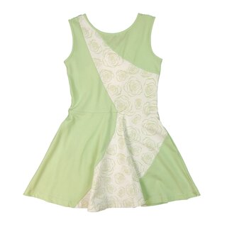 Z8182-02 Wavey Dress minty
