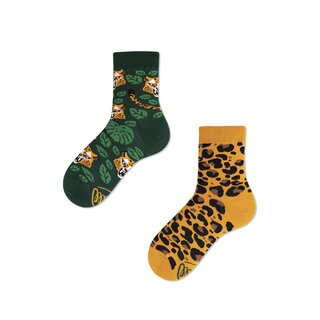 Socken Kids El Leopardo von Many Mornings