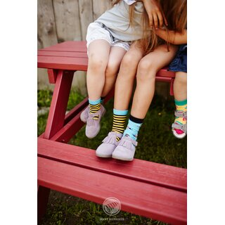 Socken Kids Bee Bee von Many Mornings