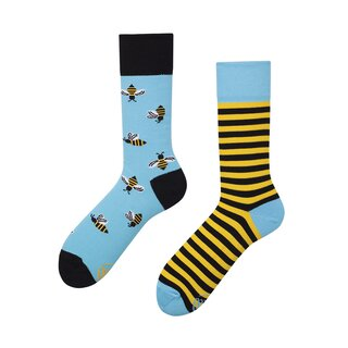 Socken Bee Bee von Many Mornings