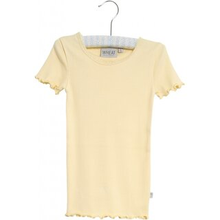 Wheat Ripp-T-Shirt Kurzarm