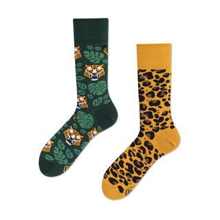 Socken El Leopardo von Many Mornings