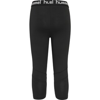 Hummel hmlTONSE 3/4 TIGHTS black