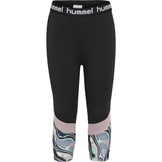 Hummel hmlCAPELLA 3/4 TIGHTS black