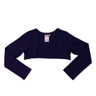Lofff Basic Bolero dark blue