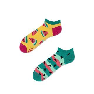 Socken Low Watermelon von Many Mornings