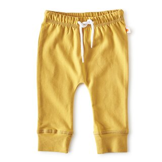 little label Babyhose golden yellow