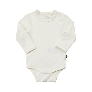 Minymo Bamboo-Body LS white