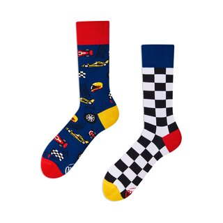Socken Formula Racing von Many Mornings