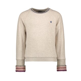 LIKE FLO Sweater oatmeal