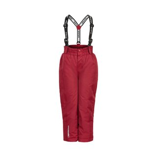 Minymo Skihose TUSSOR Solid rio red