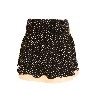 Lofff Skirt Lovely black dot small