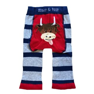 Blade & Rose Leggings Highland Cow