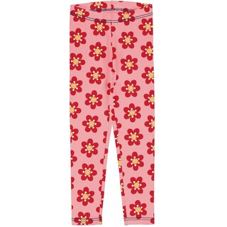 maxomorra Leggings mit Anemonen