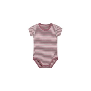 Hust&Claire Bue Bodysuit Bamboo baby plum