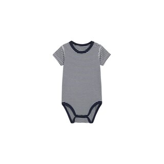 Hust&Claire Bue Bodysuit Bamboo blues